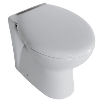 Yubo Back To Wall Toilet & Soft Close Seat - 20-338