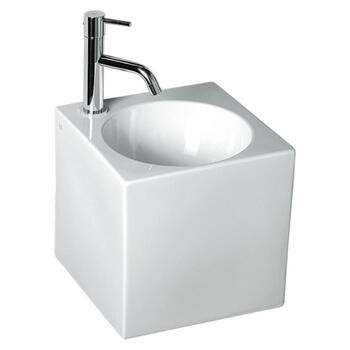 Cubo2 Ceramic Basin [l310] - 20-341