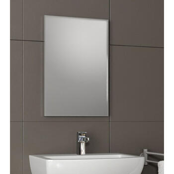 Cyclone Portrait Wall Mirror rectangle Modern