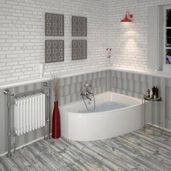 Clia Right Hand Whirlpool Bath & Panel - 23-264