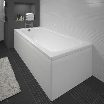 Mercury 1600x700 Straight Bath