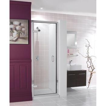 Classic Frame Hinged Shower  Door - 25-150
