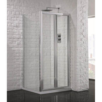 Bathroom City 760 Bi-fold Shower Door Enclosure Designer Bathroom
