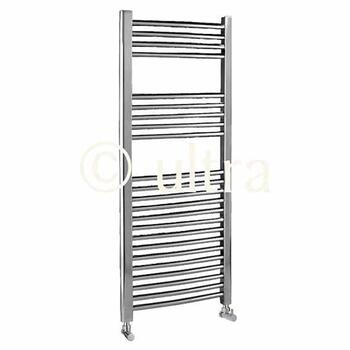 Cp Curved Ladder Rail Ellegant Bathroom Curved Towel Rail