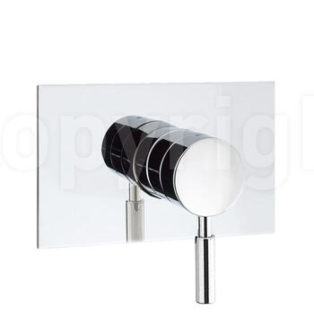Design Shut Off Valve round Bathroom Accessory