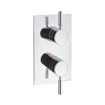 Design Thermostatic Shower Valve round