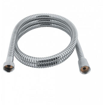 Swr Hos Hose 13mm X 1.25m Chrome Shower Hose
