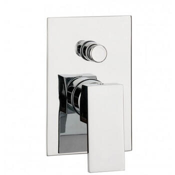 Water Sq Manual Swr Valve Recesed Wall Mounted - 3925