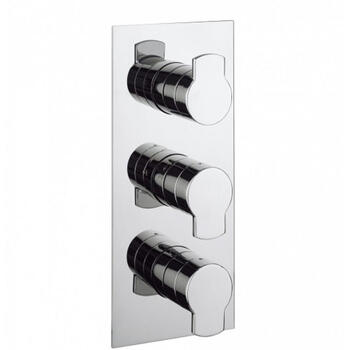 Wisp Wisp 2000 Thermostatic Shower Valve rectangle
