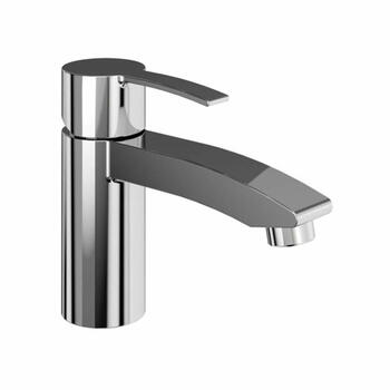 Modern  Deck Mounted Bath tap  With a featured Standard spout And a lever Handle