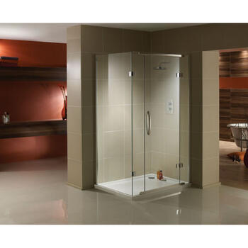 AQuadart Inline 2 Sided Shower Enclosure - 777