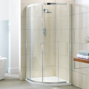 ElatIon Double Door Shower  Quadrant - 780