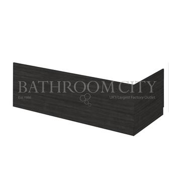 800mm Bath End Panel (colour options)