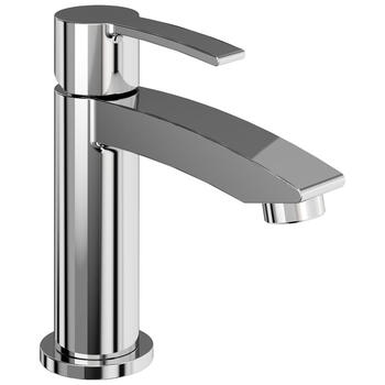 Sapphire Mini Basin Bathroom Mixer Without Pop Up Waste