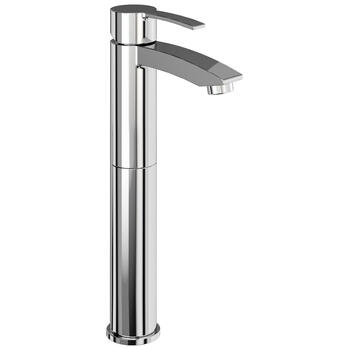 Sapphire Tall Basin Mixer Without Pop Up Waste - 8088