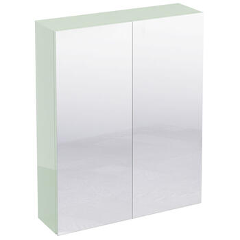 600mm Wall Cabinet With Mirrors - 8117