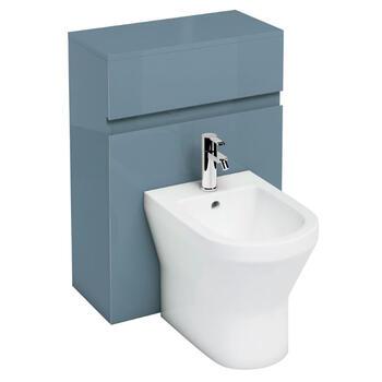 600mm Back To Wall Toilet Bidet Ellegant Bathroom