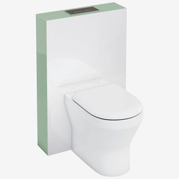 Tablet Back To Wall Wc Toilet Unit