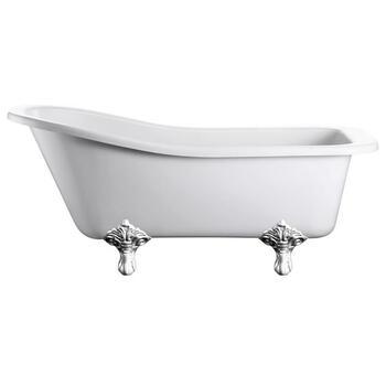 Harewood Roll Top Slipper Free Standing Bath - 8308