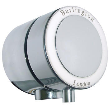 Bath OverFlow Filler For Double Ended Bath - 8329