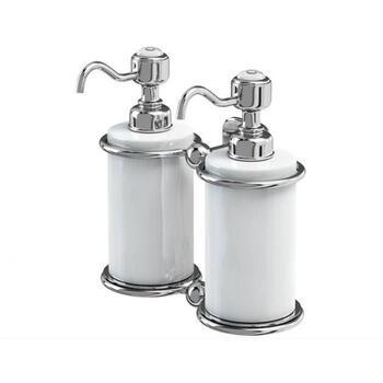 Double Soap Dispenser - 8351