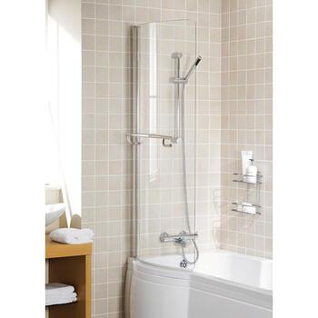 Bathscreen Silver Arc - 8577