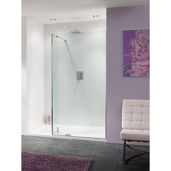 Nice Walk In Glass Shower Panels - 8583