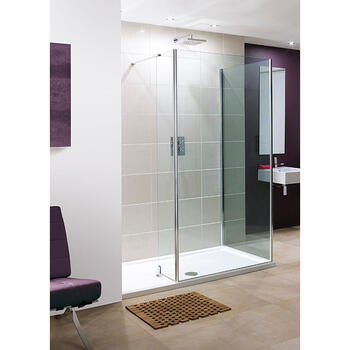 Andora Walk In Glass Shower Panels - 8584