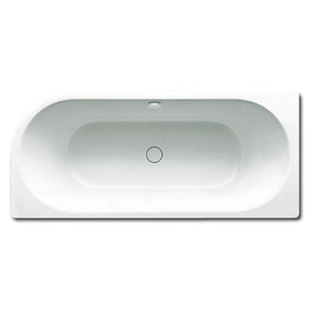 Centro Duo 1 Corner Right Hand Steel Bath - 8757