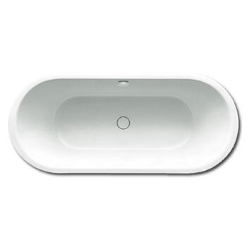 Centro Duo Oval Steel Bath - 8759