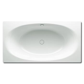 Ellipso Duo Steel Bath - 8761