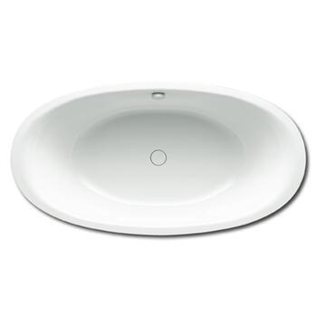 Ellipso Duo Oval Steel Bath - 8762