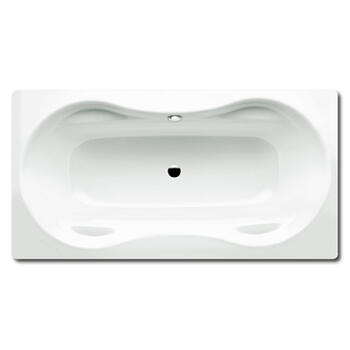 Mega Duo Steel Bath Double Ended