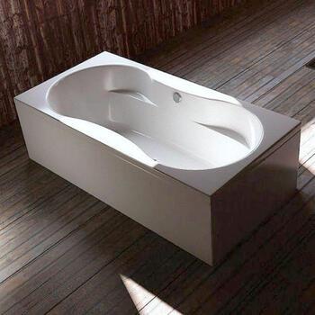 Mega Duo Steel Bath Room Scene