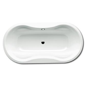 Mega Duo Oval Steel Bath - 8764