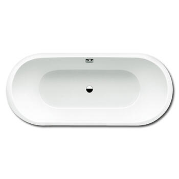 Classic Duo Oval Steel Bath - 8766