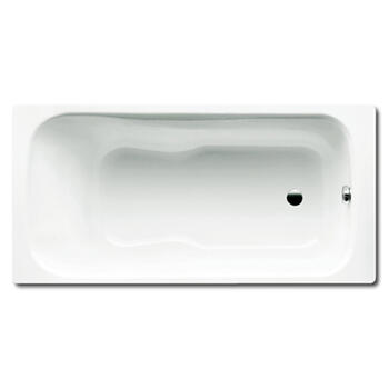 Dyna Set Steel Bath Single Ended