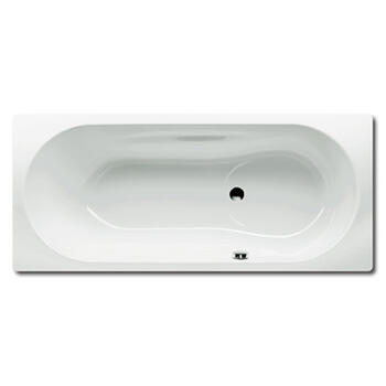 Vaio Set Steel Bath Double Ended