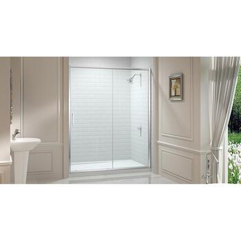 Merlyn Series 8mm Glass 1400 Sliding Shower Door Shower Enclosure - 8917