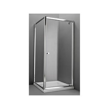 Bc 760 Piovot Shower Door Enclosure - 8948