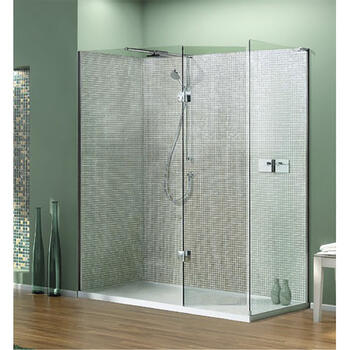 NWSR1290TBH High Quality Walk In Shower Enclosure for Elegant Bathroom