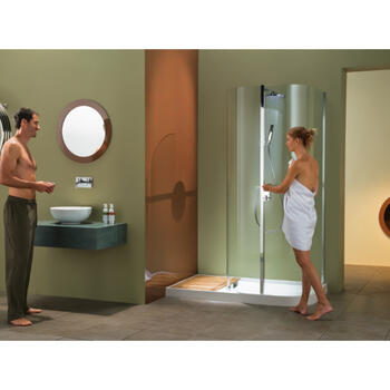 WCD1500 High Quality Eye Catching Walk In Shower for Contemporary Bathroom