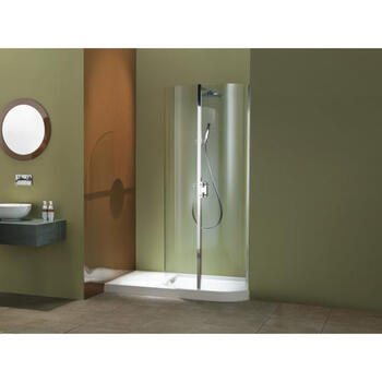 WCR1500 Walk In Bathroom Frame-less Shower Enclosure
