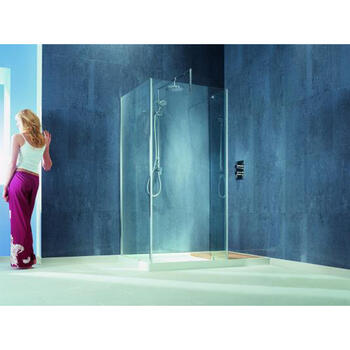 WSC1500 Original Walk In Corner Shower Enclosure Ideal for Modern Bathrooms