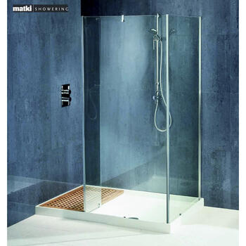 WSC1506 Original High Quality Bathroom Frame-less Walk In Corner Shower Enclosure