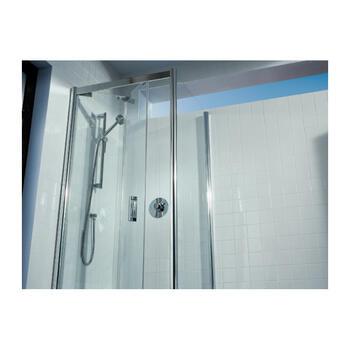 Matki Infold Shower Enclosure Nci7600  Colonade Range - 9197