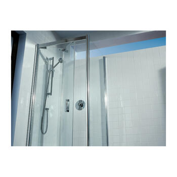 Matki Infold Shower Enclosure Nci7600  Colonade Range Luxurious Stylish Bathroom Accessory