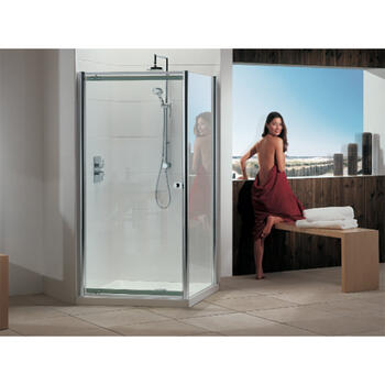 Matki Pivot Shower Door Ncp1000  Colonade Range Ellegant Bathroom