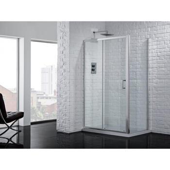 AQuadart Venturi 6 Shower Enclosure Sliding 1000 Shower Door Fashionable Bathroom
