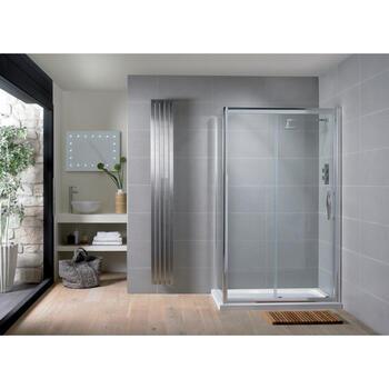 AQuadart Venturi 8 Slider 1000 Enclosure Enclosure 8mm Glass Unique Design Bathroom Accessory